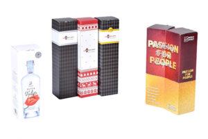 Diverse flesverpakkingen